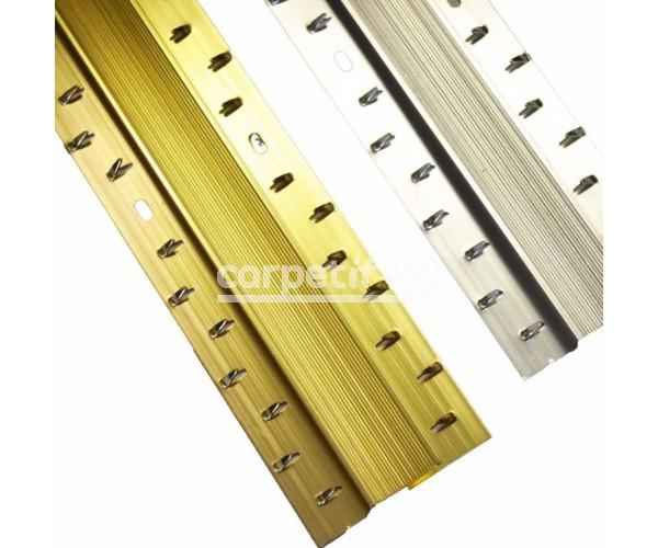 Silver Door Bar 0.9m length