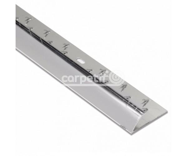 Single Carpet Door Bar - 2.4m length