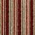 Rio stripe 620 Scarlet